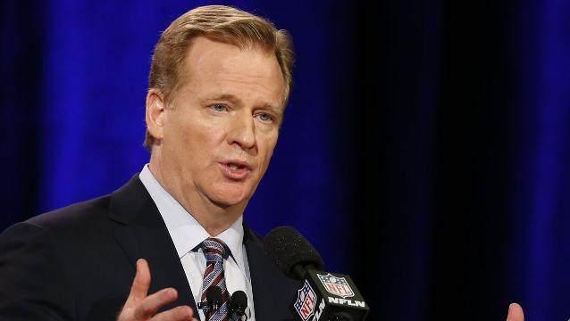 Exclusive: Goodell says NFL will speed up game in 2017