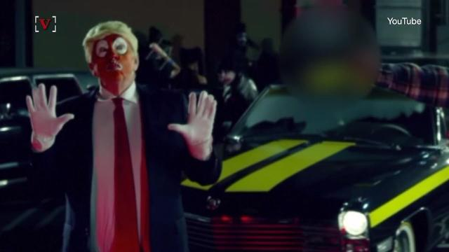 Donald Trump lashes out at Snoop Dogg's controversial music video
