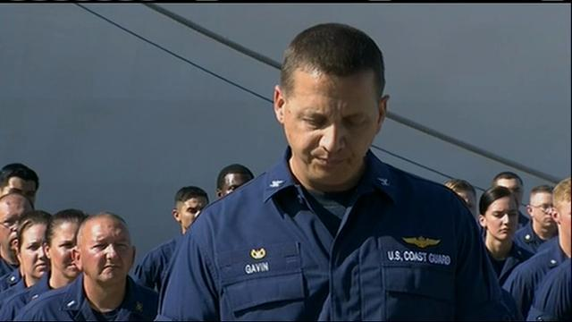 US Coast Guard Offloads Seized Cocaine