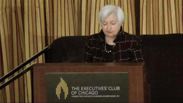 Yellen: Fed likely to raise rates
