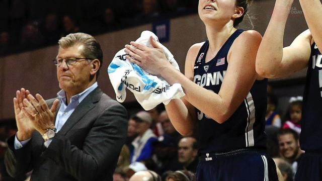 The secret to UConn's overwhelming success