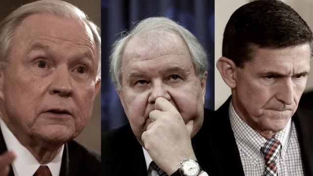 Image result for photos of kislyak sessions