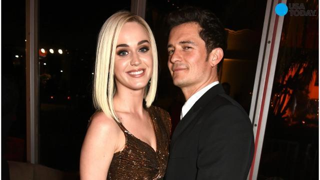 Katy Perry and Orlando Bloom split up