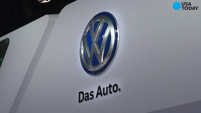 Volkswagen CEO Matthias Mueller told reporters he would be open to discussing a merger with Fiat Chrysler.
