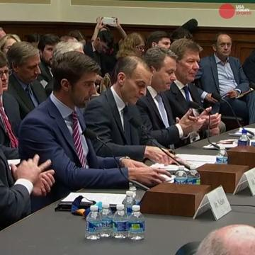 Michael Phelps testifies in Congress for fairer drug testing