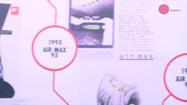 Nike celebrates 30 years of the Air Max