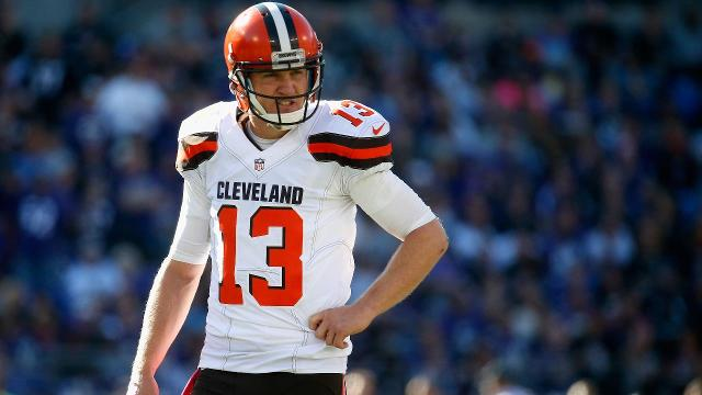 Jets sign veteran QB Josh McCown to one-year deal