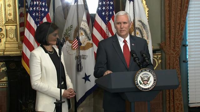 Verma Sworn In To Run Medicare, Medicaid