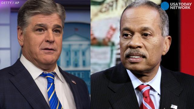 Sean Hannity denies pointing gun at Fox analyst