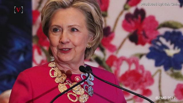 Hillary Clinton not yet ruling out 2020 run