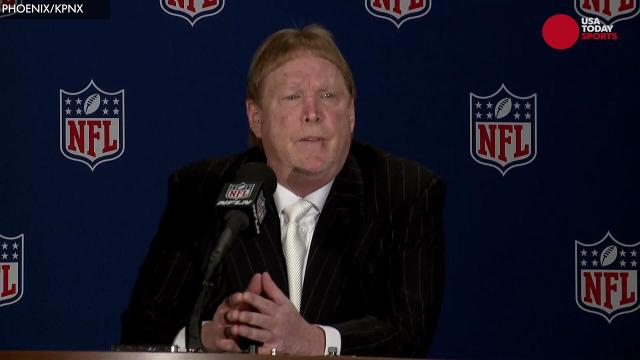 Raiders owner Mark Davis says he has 'mixed feelings' about move