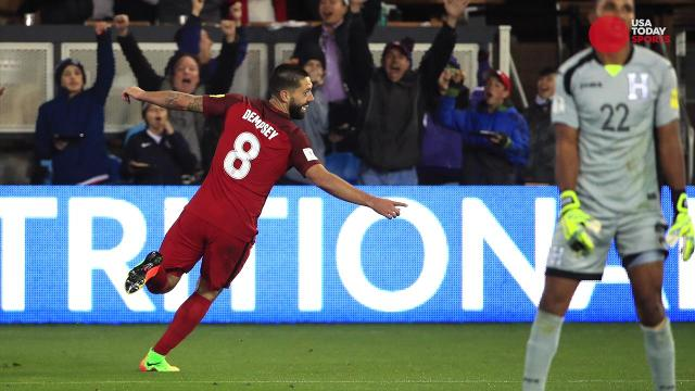 USMNT routs Honduras in World Cup qualifying match