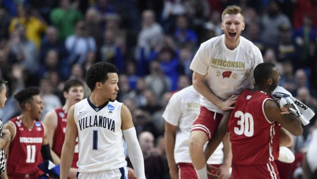 NCAA tournament Day 3 recap: Villanova eliminated