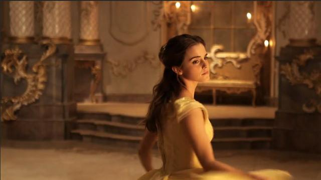 Emma Watson brings Belle into the 21st century