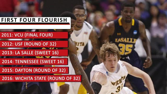How have First Four teams fared in NCAA Tournament?