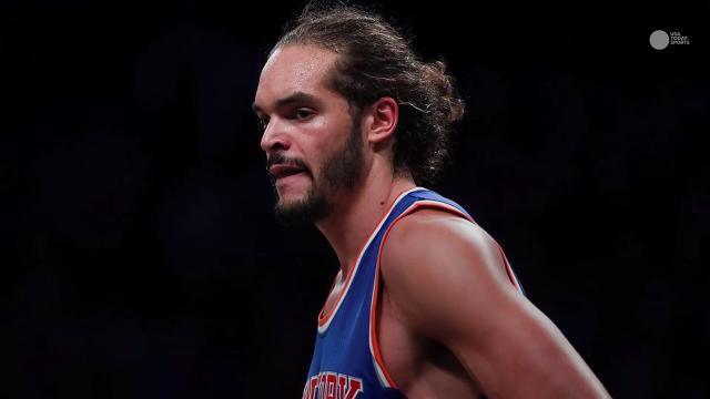 Joakim Noah adds to nightmare season for Knicks