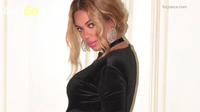 Is Beyonce dropping hints about the sex of her twins?