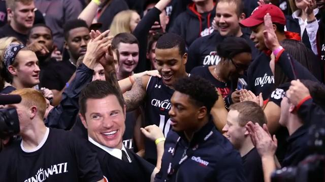 Singer Nick Lachey makes his picks for March Madness.