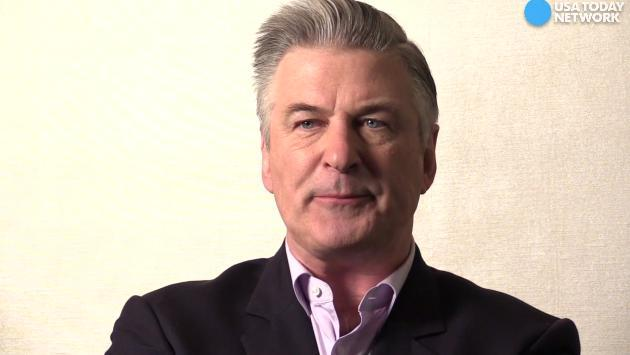 Alec Baldwin's candid take on Trump
