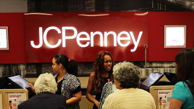 4b19c7bc1de J.C. Penney and  Project Runway  attempt to  make it work  with new ...