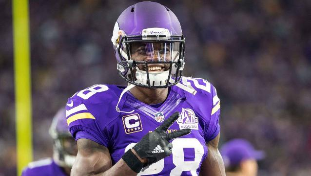 What's next for Kirk Cousins and Adrian Peterson?