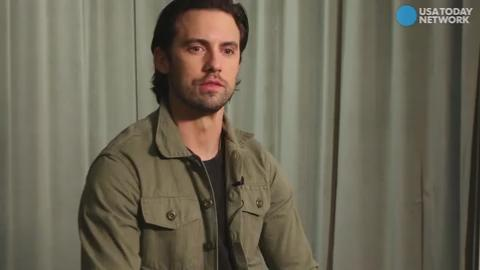 'This is Us' star Milo Ventimiglia hints at what could happen to his character Jack in the season finale.
