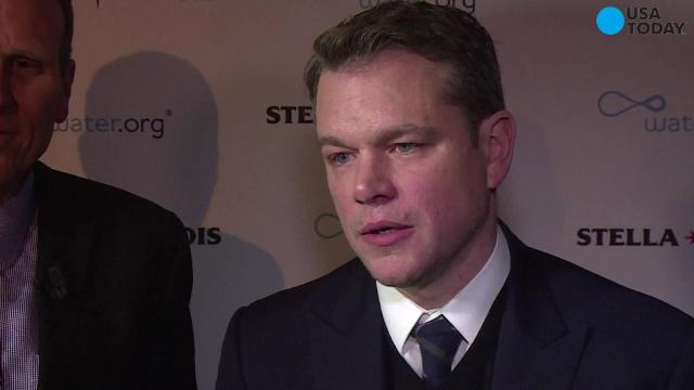 When he was younger, Actor Matt Damon dropped out of Harvard. This week, it seems he visited his almost alma mater after he was seen working out that the university's gym this Wednesday. According to onlookers Damon was seen lifting weight, using the StairMaster, and posing for pictures with student.