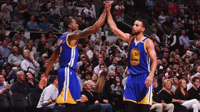 Warriors gain mental edge over Spurs