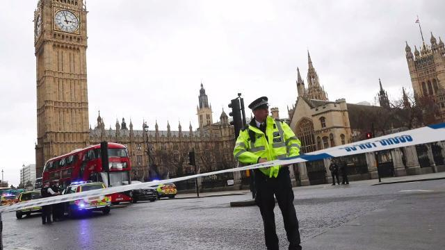 An American is dead after the terror attack in London