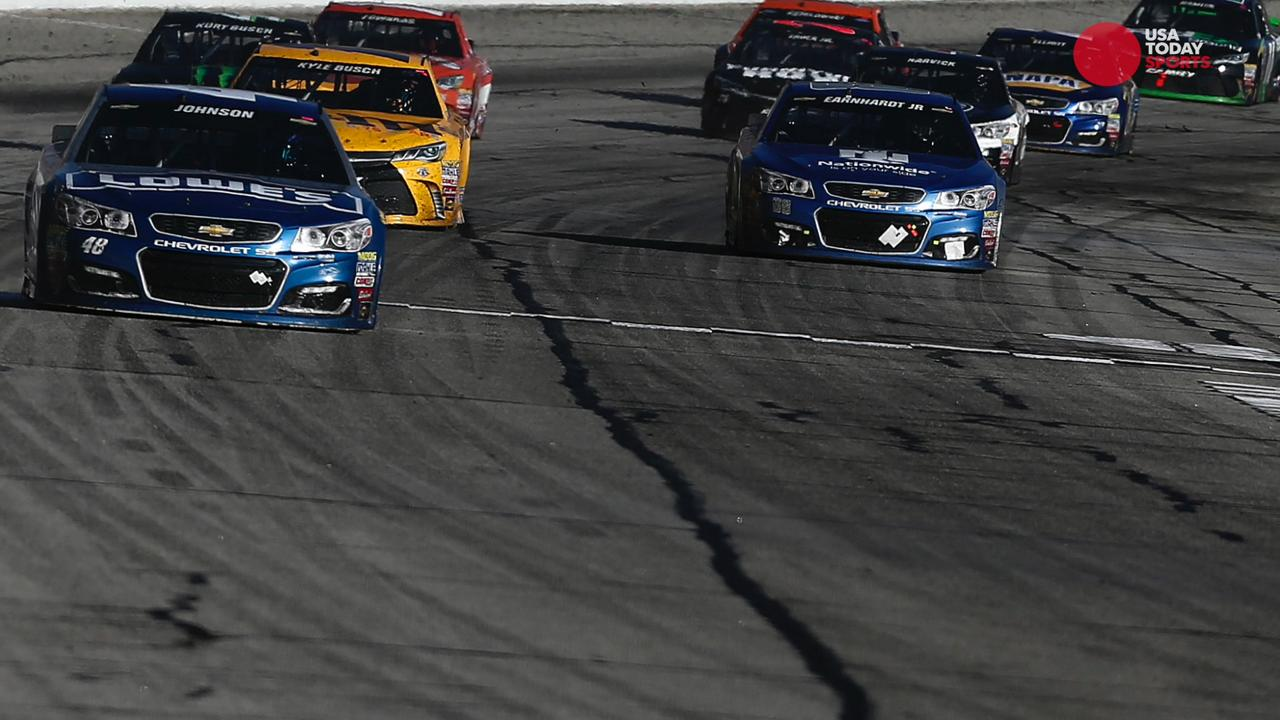 USA TODAY Sports' Brant James breaks down the NASCAR Cup race going down at Atlanta Motor Speedway this weekend.