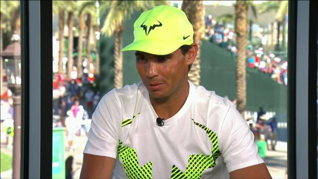 Recapping Sunday's action from Indian Wells and the rest of the tennis world.