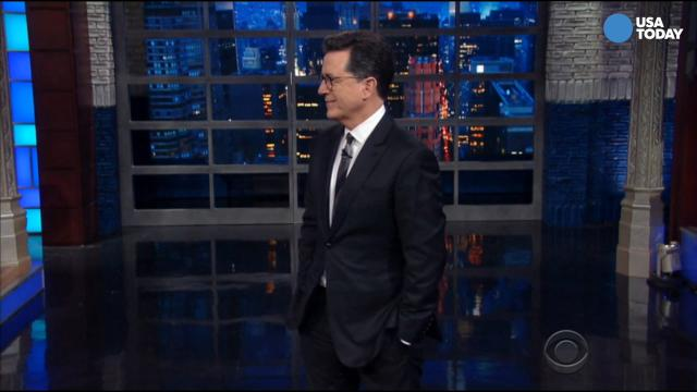 Late-night comics on the administration's attempt to backpedal on camera microwaves and other spying tools. Take a look at our favorite jokes, then vote for yours at opinion.usatoday.com.