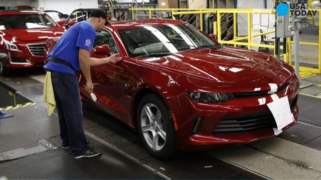 Gm To Cut Spring Hill Jobs But Build New Cadillac Suv At Plant