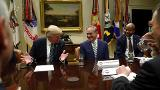President Trump says 'Obamacare is dead'