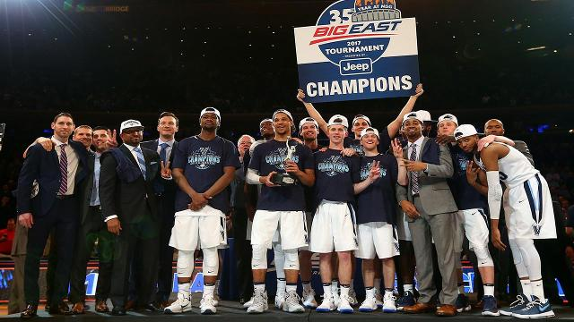 2017 NCAA tournament bracket revealed