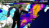 Biggest storm of the season forecast for Northeast
