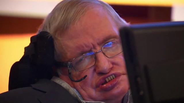 Stephen Hawking will travel to space