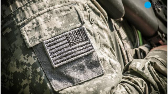 Military nudes scandal expands into gay porn sites