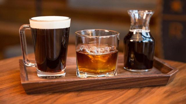 Starbucks combines coffee and whiskey with their new product