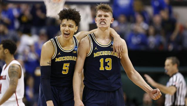 NCAA tournament: Sweet 16 surprises