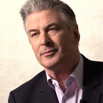 Actor Alec Baldwin offered this advice to President Trump during an interview with USA TODAY's Bryan Alexander.
