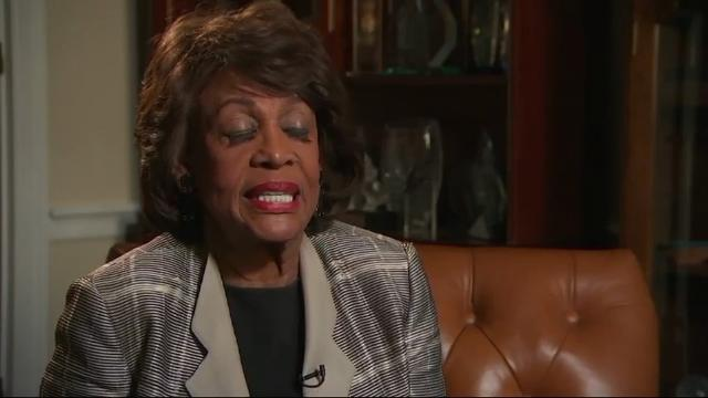 Rep. Waters' Bold Anti-Trump Remarks Find Fans