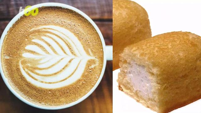 Twinkies cappuccinos are now a thing