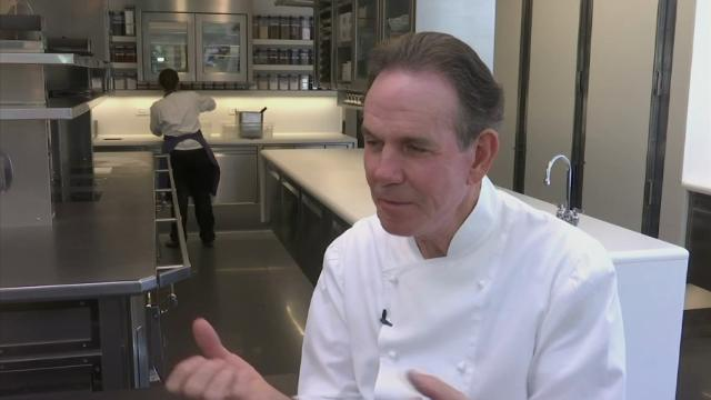 Inside chef Thomas Keller's French Laundry remodel