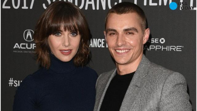 Alison Brie And Dave Franco Married