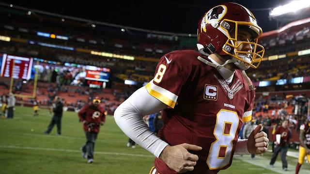 Kirk Cousins says he did not demand trade from Redskins