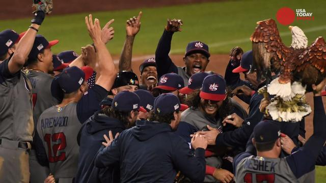 USA wins its first World Baseball Classic title