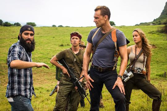 Tom Hiddleston, star of 'Kong: Skull Island,' tells USA TODAY's Bryan Alexander about filming the first American movie in Vietnam.