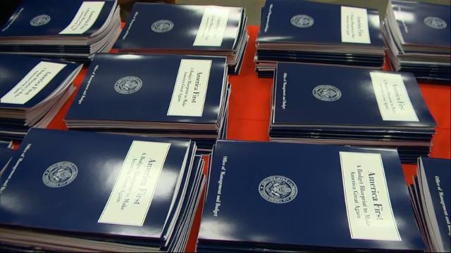 Raw: Trump Unveils $1.15 Trillion Budget