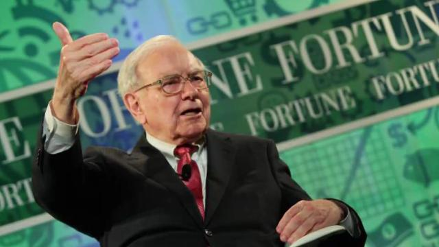 Warren Buffett offers $1 million NCAA bracket prize